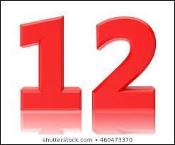 En espagnol, comment traduit-on 12 ?