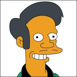 Quel est le nom du supermarché d'Apu ?