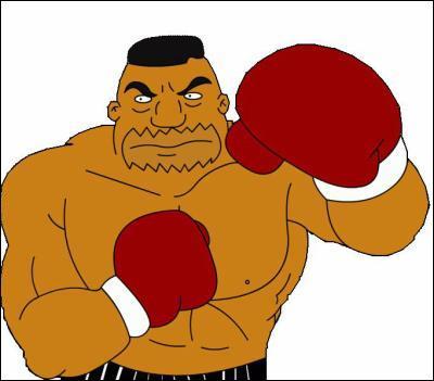 Dans l'épisode 'Roi du Ring', qui Drederick Tatoum va-t-il affronter dans un combat de boxe ?