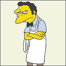 Quel est le vrai nom de Moe ?