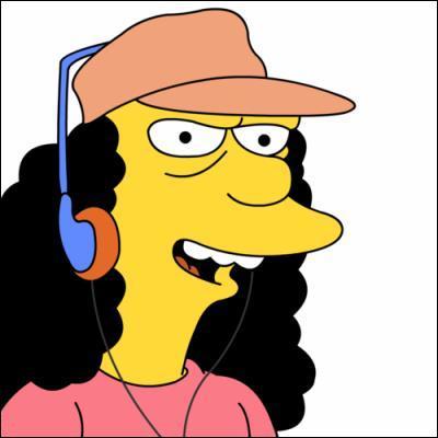 Comment s'appelle le chauffeur du car de Bart et Lisa ?