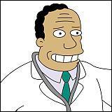 Qui est le docteur des Simpson ?