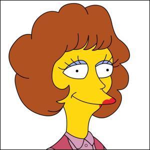 Comment s'appelle la femme de Ned Flanders ?