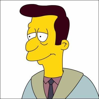 Qui est le révérend de Springfield ?
