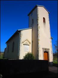 Voici l'église de l'Assomption d'Haudonville. Petit village de 87 habitants, dans le Lunévillois, il se situe dans le département ...