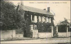 Sainte-Cécile est une commune Indrienne située en région ...