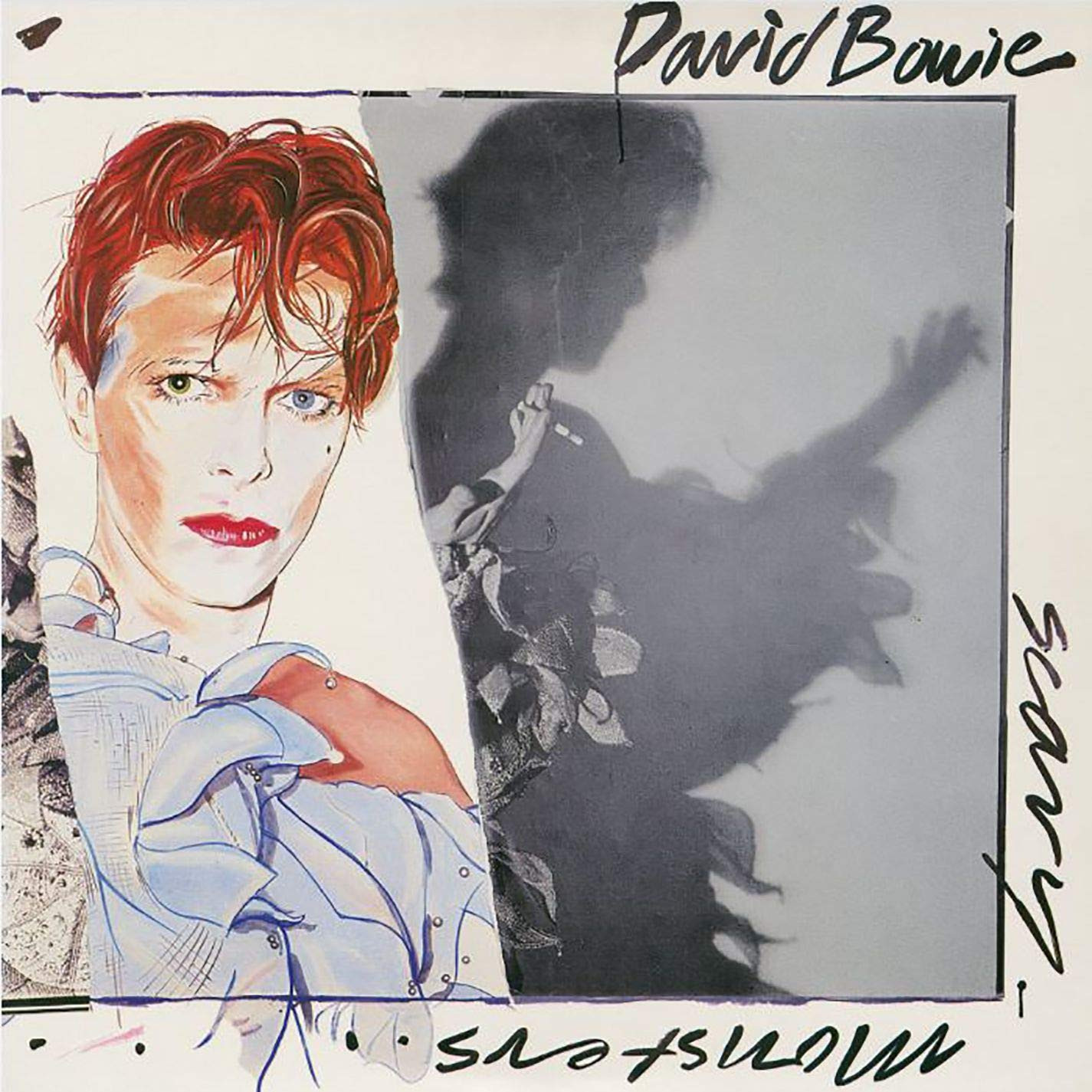 ''Scary Monsters (and Super Creeps)'' de David Bowie, 1980