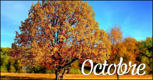"Comment dit-on ""octobre"" ?"