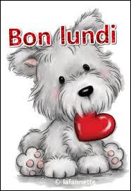 """Comment dit-on """"lundi"""" ?"""