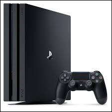 La PlayStation 4 est sortie en Europe en 2010.