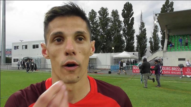 Dans quel club joue actuellement Florian Sotoca ?