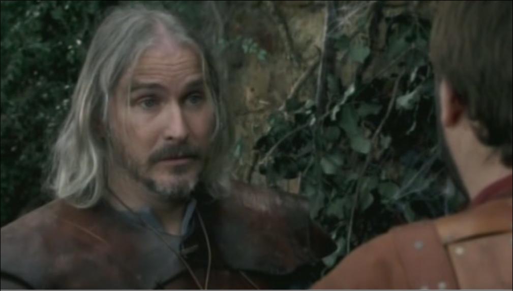 Quand Karadoc demande à Perceval s'il a des outils pour crocheter les portes, il répond habituellement : J'ai ma chemise mais ...