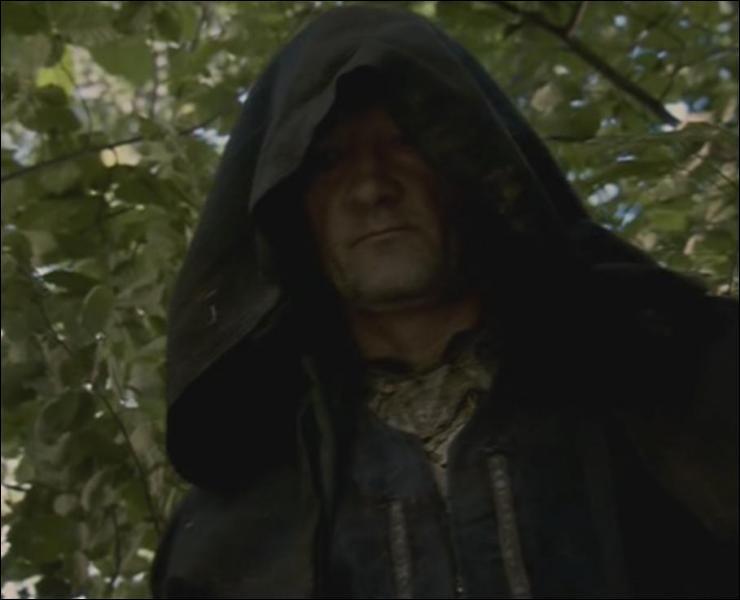 Quelle est la première chose que fait Méléagant lors de son apparition à la fin du livre IV ?