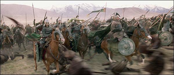 Comment s'appellent les dresseurs de chevaux du Rohan ?