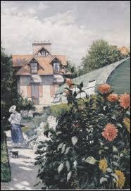 """Quel peintre impressionniste a immortalisé sur de nombreuses toiles """"Le Petit-Gennevilliers"""" ?"""