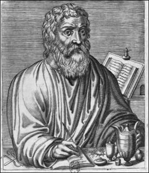 """Qui est ce médecin et philosophe grec, parangon des médecins de l'Antiquité, considéré comme le """"père de la médecine"""", mort en 377 avant J.-C. ?"""
