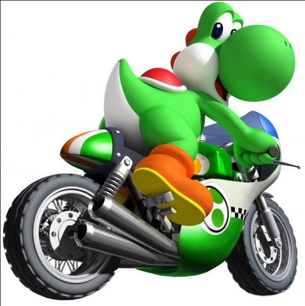 Yoshi est tellement fatigué qu'il ne tient plus sur ses jambes ! Il prend donc sa moto pour rentrer chez lui, à Seattle. Dans quel état se situe Seattle ?