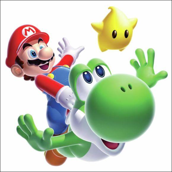Yoshi est vraiment confus, il a oublié où se trouvait le Taj Mahal ! Et vous, vous le savez ? Parce qu'il a emmené son copain Mario, tout de même !