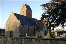 Nous terminons notre balade en Normandie, devant l'église Notre-Dame de La Bloutière. Commune du Pays Saint-Lois, elle se trouve dans le département ...