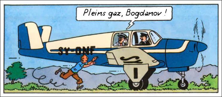 Vous souvenez-vous du nom de ce pilote, évoqué une seule fois ?