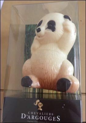 Il est le symbole du WWF, qui est-il ?