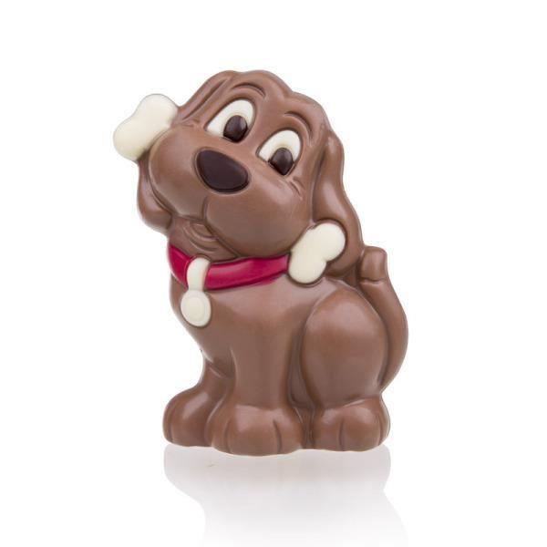 Ces animaux sont en chocolat