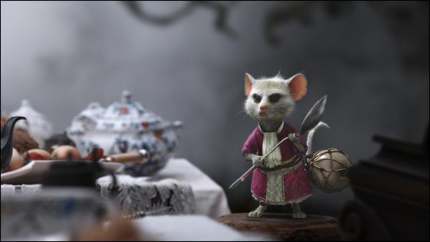 Qui est cette souris ?