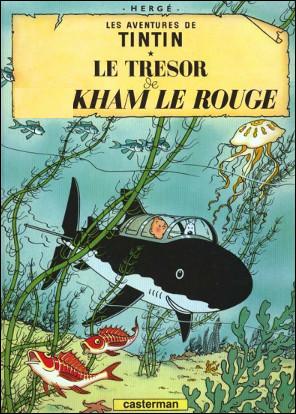Quel est cet album de bande dessinée des aventures de Tintin paru en 1944 ?