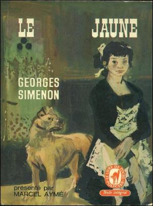 Quel est ce roman policier de Georges Simenon qui fait partie de la série des Maigret ?