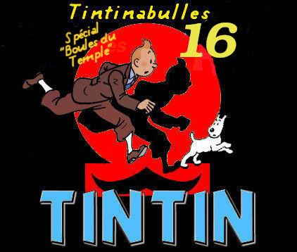 Tintinabulles (16) - Spécial 'Boules du Temple'