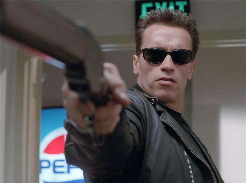Quel est le personnage qu'Arnold Schwarzenegger interprète sur cette image ?