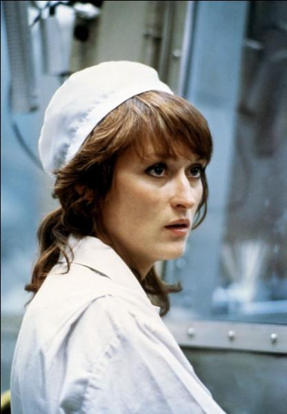 Quel est le personnage que Meryl Streep interprète sur cette image ?