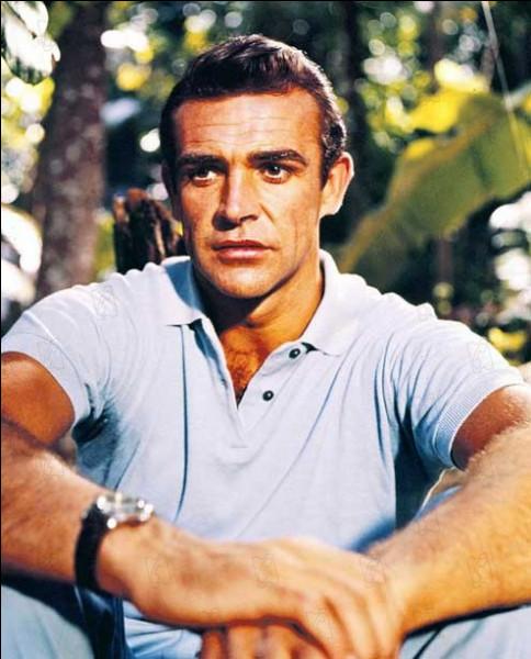 Quel est le personnage que Sean Connery interprète sur cette image ?