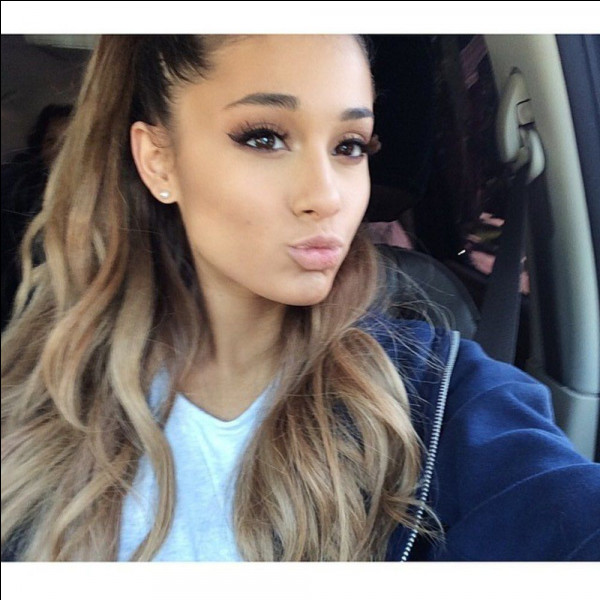 Ariana Grande a-t-elle un compte Instagram ?