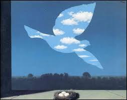 Peintre (10) - René Magritte