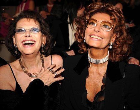Claudia Cardinale ou Sophia Loren