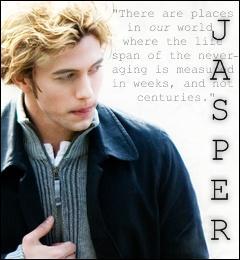 Quelle guerre Jasper a-t-il connu étant humain ?