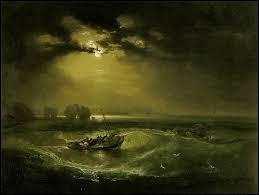 "Qui a peint ""Pêcheurs en mer"" ?"