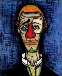 """Qui a peint """"Tête de clown"""" ?"""