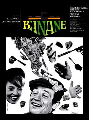 Quel est ce film de 1963 où un homme et son ex-femme escroquent deux margoulins notoires ?