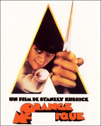 Quel est ce film de 1972 qui raconte l'histoire d'un chef de bande violent et sadique, employé comme cobaye dans des expériences liées à la lutte contre la criminalité ?