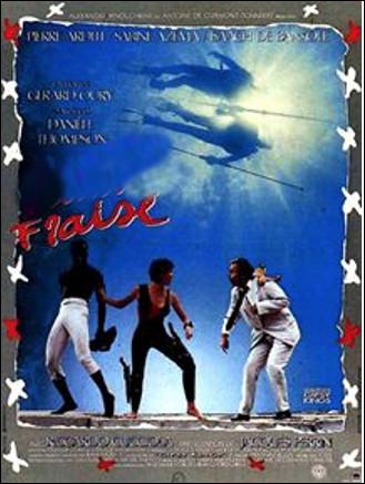 Quel est ce film de 1989 où une ancienne membre de la D.G.S.E. est chargée de détruire aux explosifs le yacht d'un trafiquant d'armes ?