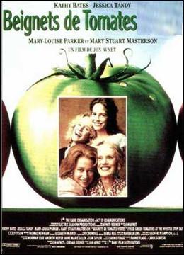 Quel est ce film de 1992 où une femme au foyer désoeuvrée retrouve le goût de vivre auprès d'un vielle dame, remarquable cuisinière ?