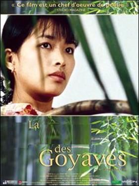 Quel est ce film de de 2002, où à Hanoi, un jeune handicapé isolé vole des goyaves mûres dans le jardin d'une jeune fille qui s'apitoie sur son sort et accepte de le prendre en charge ?