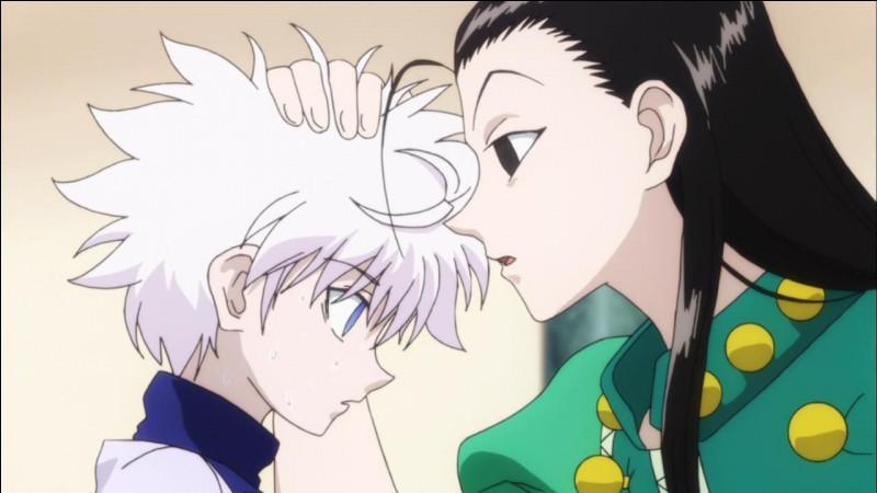 Qui est Irumi pour Killua ?