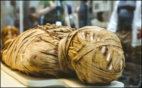 Tous les morts de l'Égypte antique, pauvres et riches étaient momifiés à leur mort.