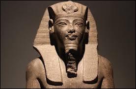 Un vrai/faux sur l'Égypte antique