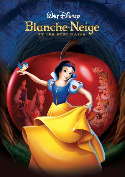 Quelle est l'année de parution de « Blanche-Neige et les Sept Nains » ?
