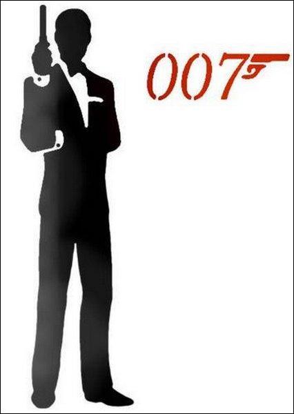 Combien de film ai-je tourné en tant que James Bond ?