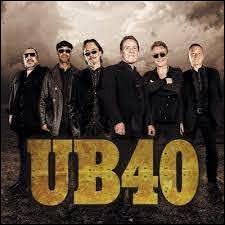 UB40 > Là encore, ce sont des anglais. Mais pourquoi ce sigle ?